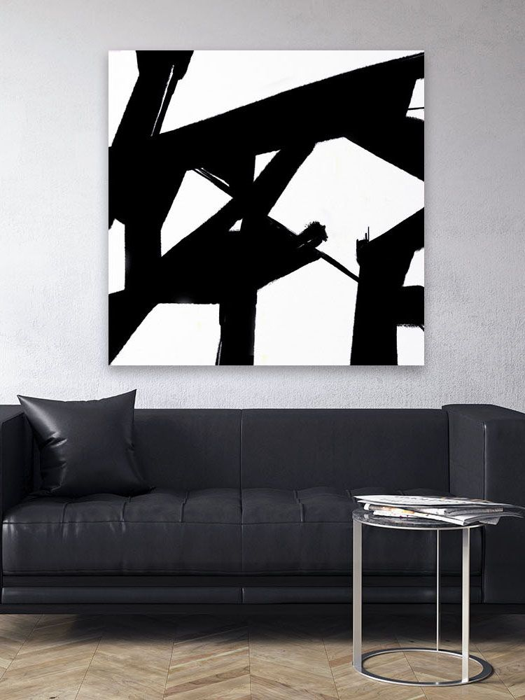 Contemporary Abstract Wall Art Design For Living Room Walls