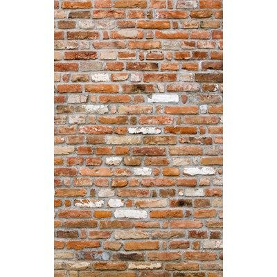 old brick wall wall art from next wall stickers | fins bedroom in