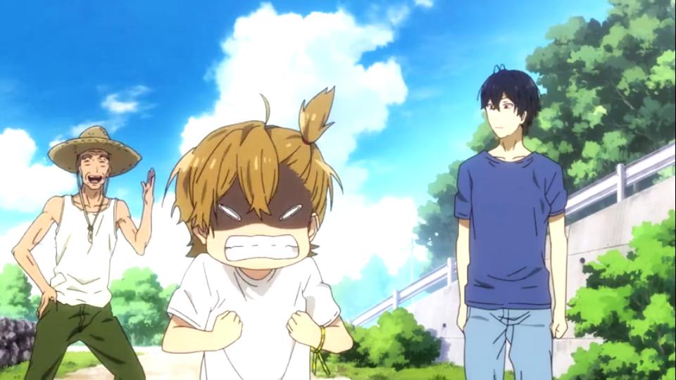 Naru xD Barakamon anime Barakamon, Anime, Art