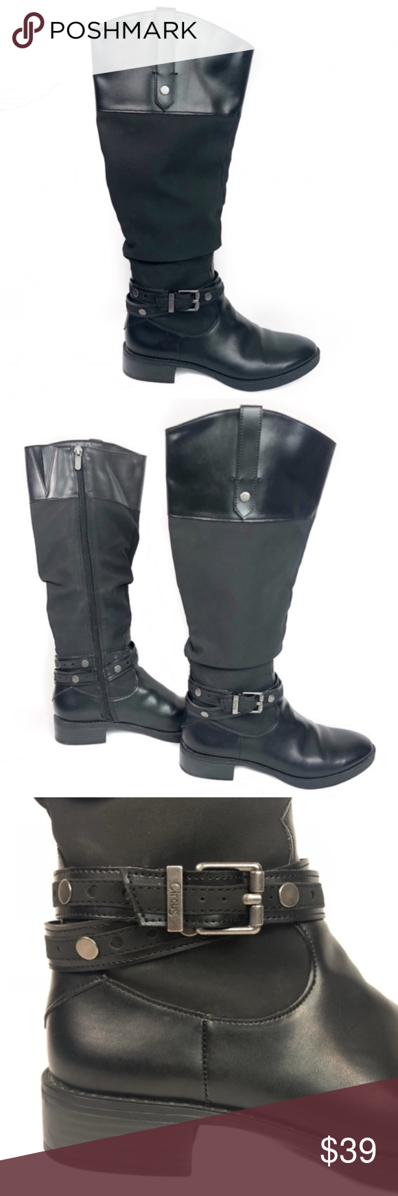 b7557e7a30406 Circus Sam Edelman Paxton Riding Tall Knee Boots Great semi slouchy boots  that are perfect for