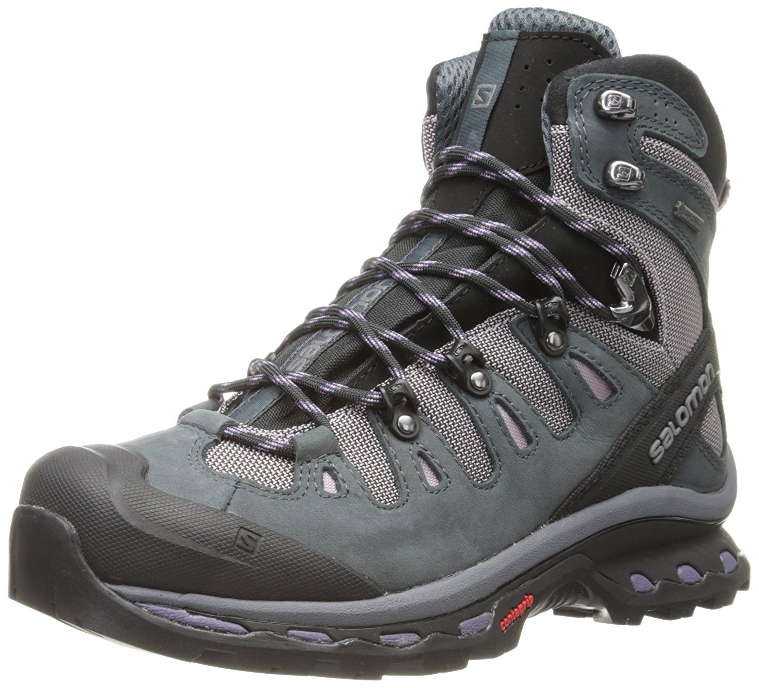 Salomon Women's Quest 4D 2 GTX Hiking Boot * New and awesome boots awaits you, Read it now  : Ankle Boots