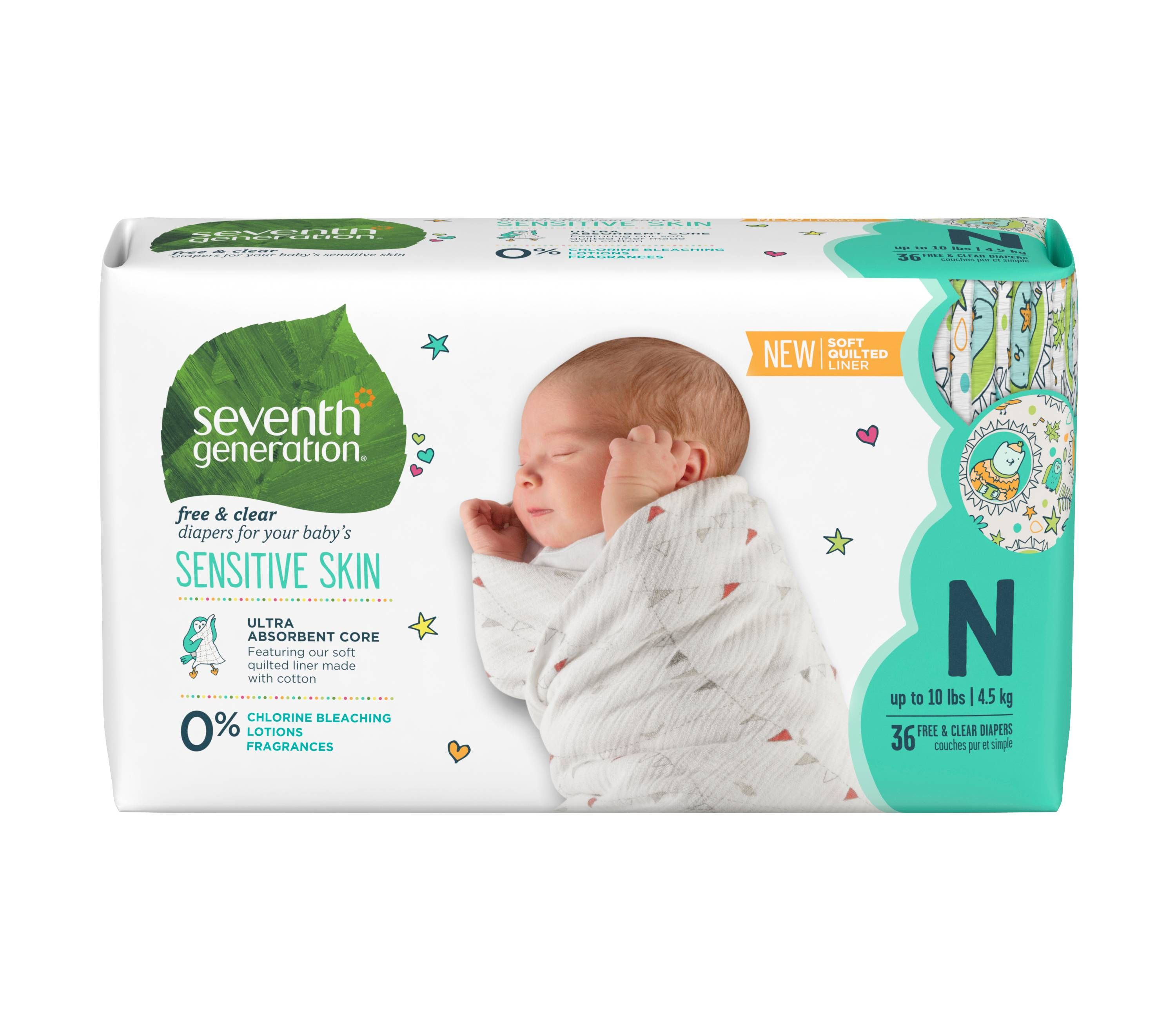 Best Disposable Diapers of 2020 | Baby diapers, Newborn ...