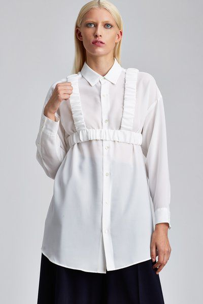 G.V.G.V. Oversized Shirt w/Belt