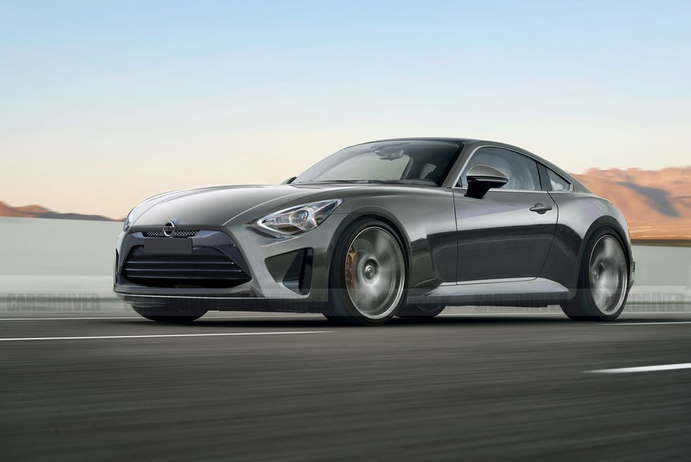 2021 Nissan 400z Will Revive The Z Car S Legacy With Twin Turbo V 6 Power In 2020 Nissan Z Nissan Z Cars Nissan
