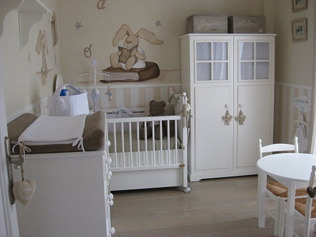 Dormitorios bebes dormitorio bebe decorar tu casa y es for Muebles para decorar