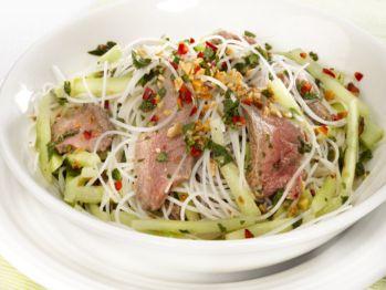 Vietnamese salad noodle salad days pinterest california wine food vietnamese salad recipe rouletterandom forumfinder Image collections