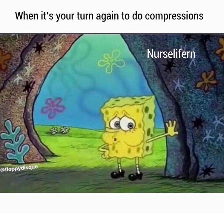 Pin By Noel Moore On Er Nurse Notes Funny Pictures Spongebob Memes Memes