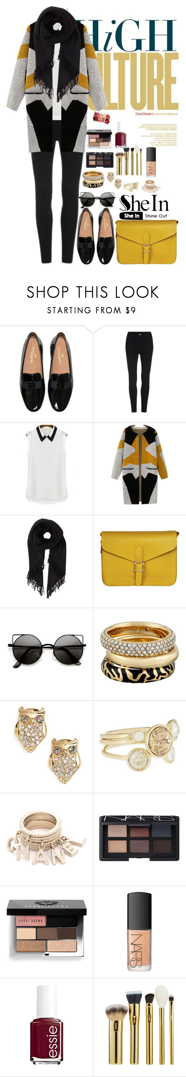 """""""Shein 10."""" by amra-f ❤ liked on Polyvore featuring Isabel Marant, Angela & Roi, Michael Kors, Kate Spade, Ted Baker, NARS Cosmetics, Bobbi Brown Cosmetics, Essie, tarte and Lime Crime"""