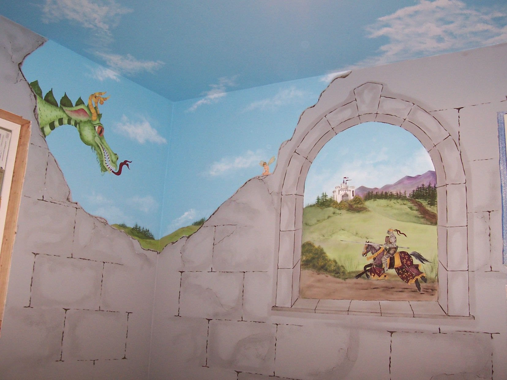 Dragon murals for kids google search after school pinterest painted wall murals for kids 1656 x 1242 disclaimer we do not own any of these picturesgraphics amipublicfo Image collections