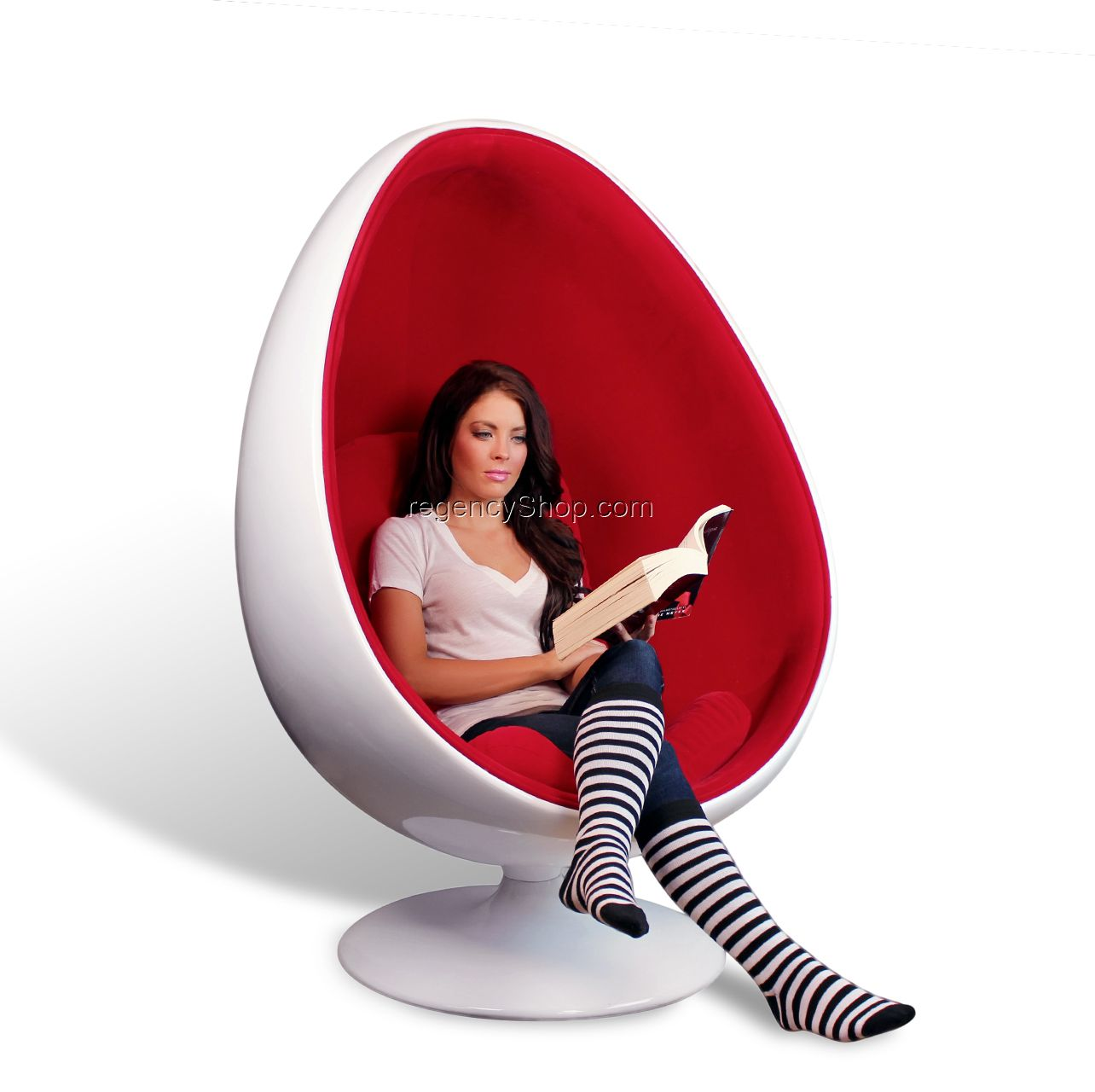 Pod Egg Chair Living Room Future House In 2019 Pod