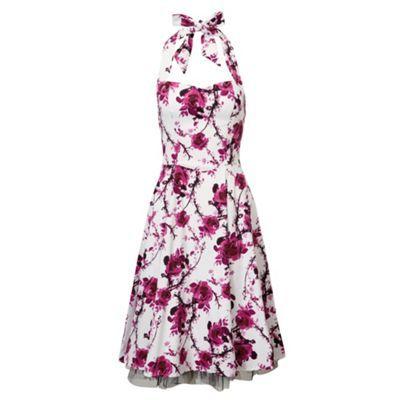Joe Browns Pink japanese blossom dress- at Debenhams.com.. Vainly ...