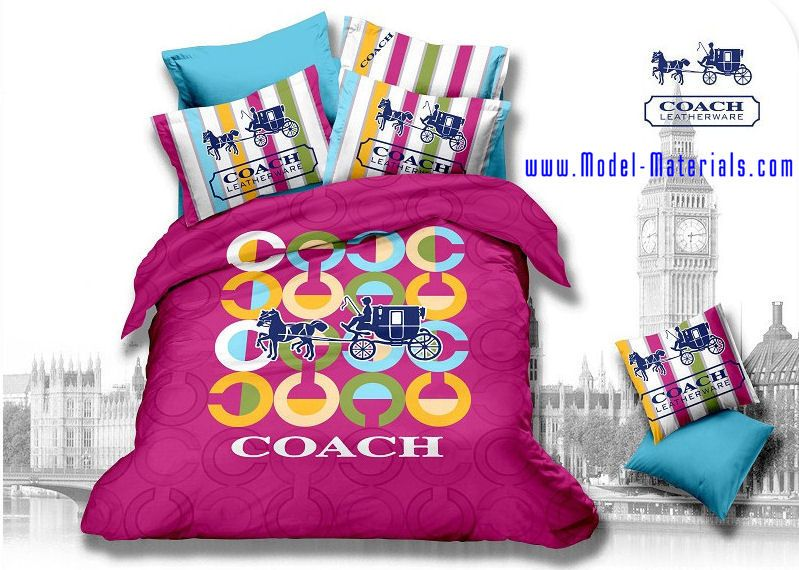Coach Luxury Bed Set 4pc Luxury Bed Sets In 2019 Duvet
