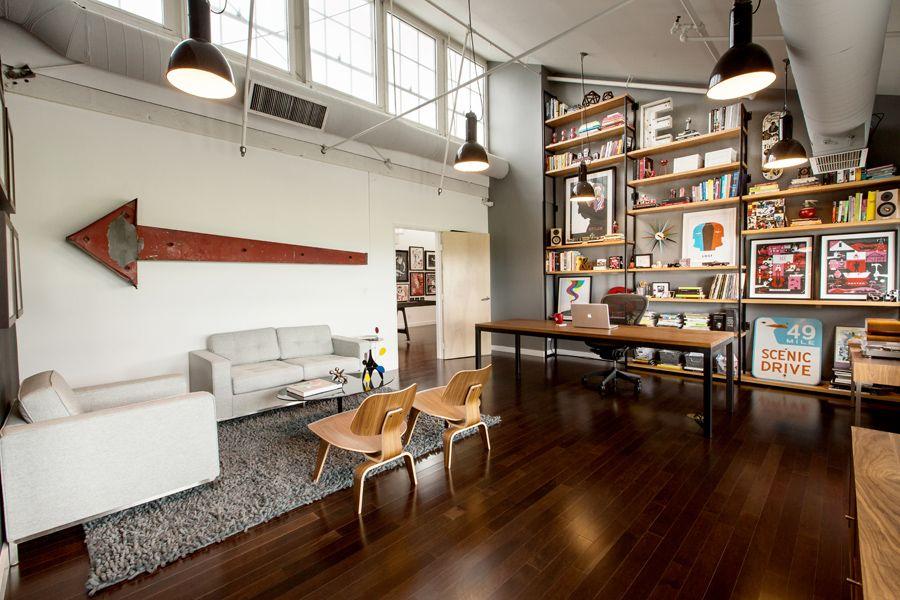 Ty Mattson's Office