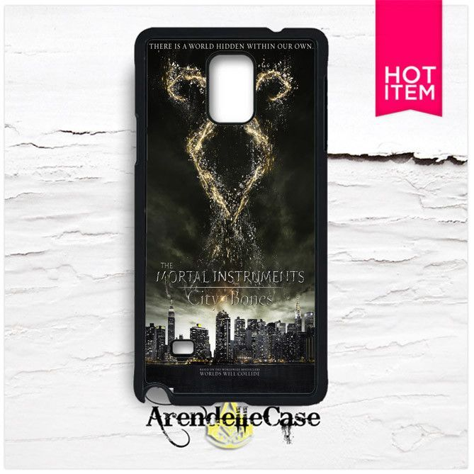 Movie The Mortal Instruments Samsung Galaxy Note 4 Case