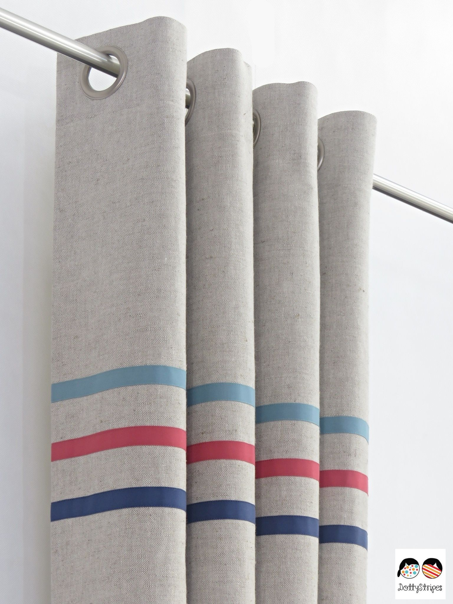 Boys Nursery Curtains Classic Boys Curtains For Nursery And Beyond Made From Linen