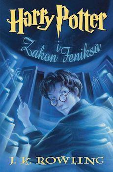 Harry Potter I Zakon Feniksa J K Rowling Ksiazki Harry Potter Ksiazki I Voldemort