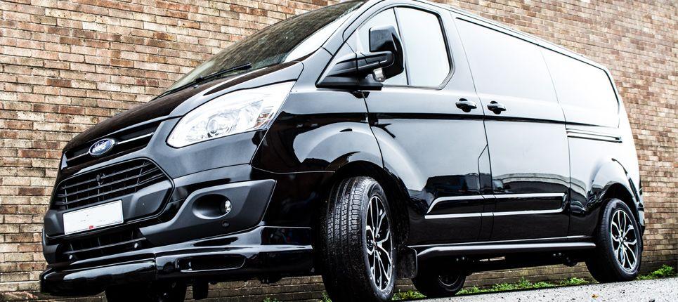798785ce39 Ford Transit Custom WASP - Swiss Vans Ltd