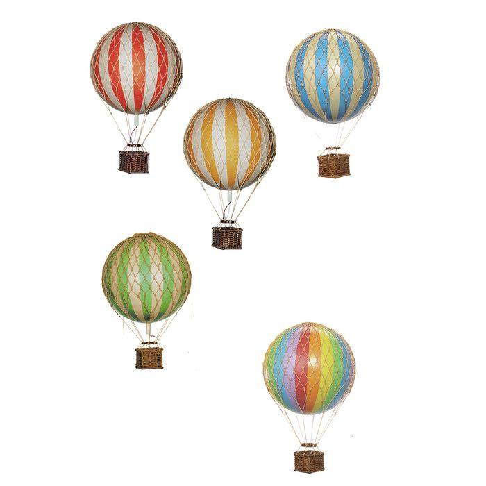 Authentic Models Floating The Skies Model Balloon | Wayfair