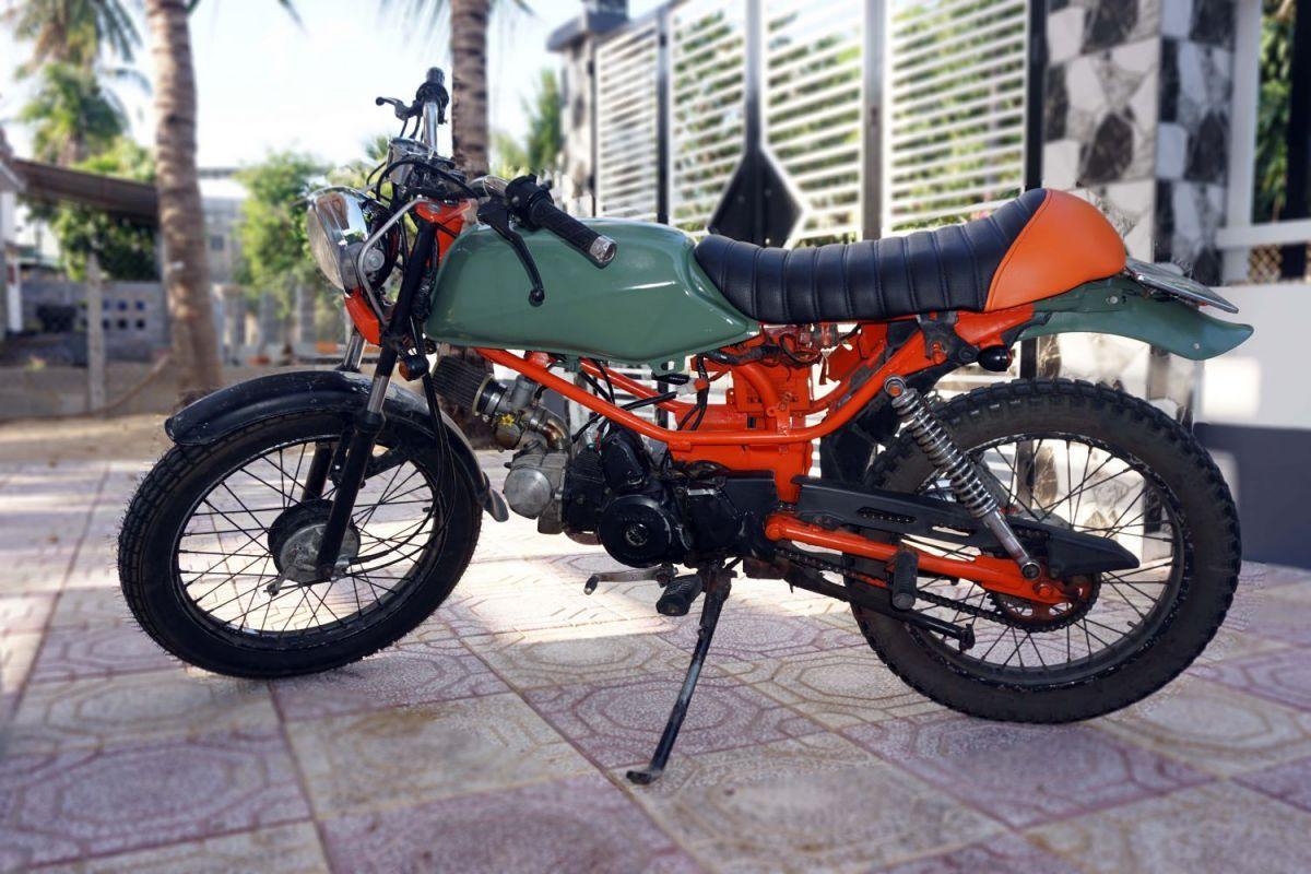 Custom Honda Win 125cc Motorbikes For Sale In Vietnam Honda Motorbikes Vietnam