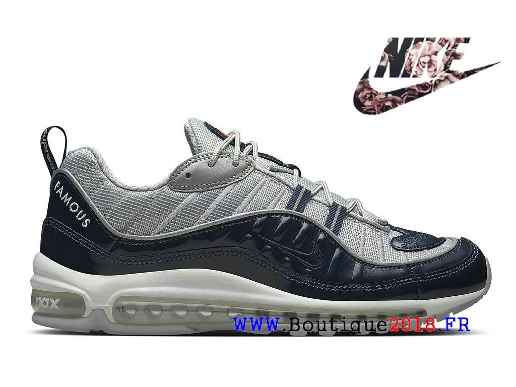 Supreme Sail Snake Nike Air Max 98 Chaussures Nike