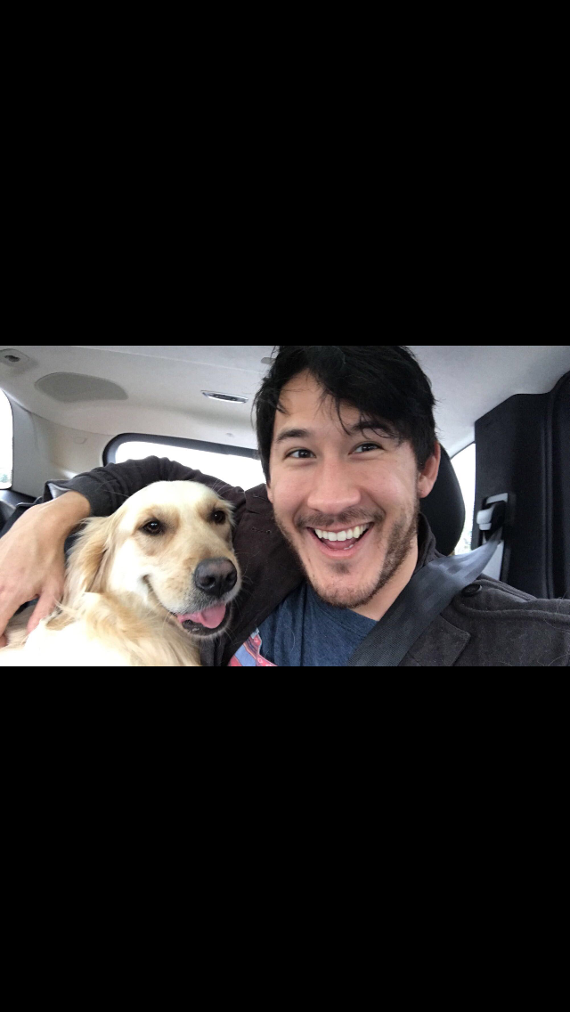 Mark & Chica