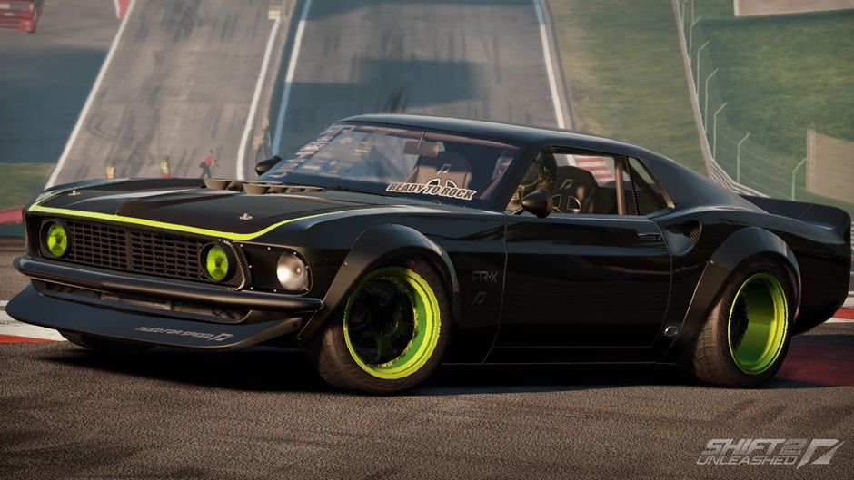 1969 Ford Mustang Rtr X Ford Mustang Mustang Sport Cars