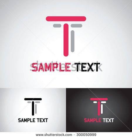 Abstract icons based on the letter t logo design pinterest abstract icons based on the letter t spiritdancerdesigns Gallery