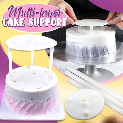 Multi-layer Cake Support –  WHOLE SET