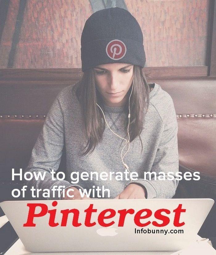 How to increase your Pinterest Traffic - Pinterest Traffic ...