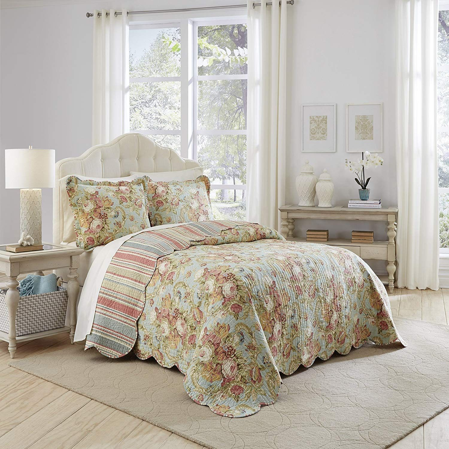 Waverly Spring Bling Bedspread Collection Want Additional Info