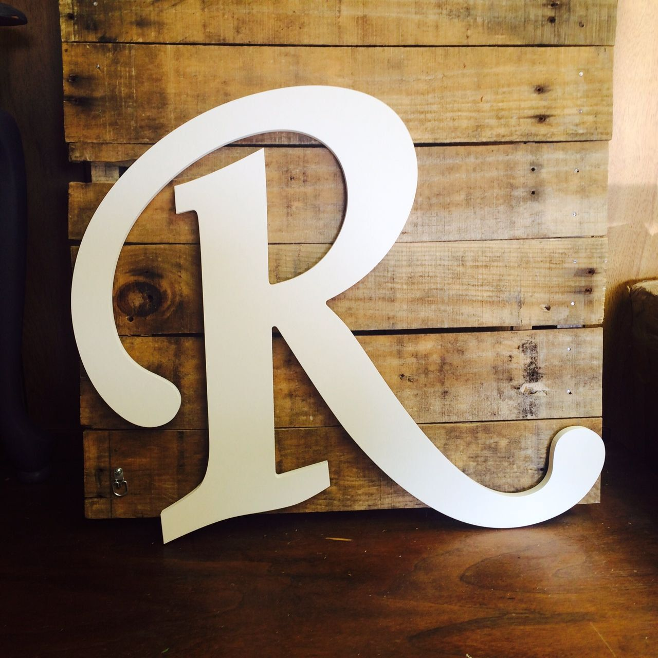 Custom Wooden Letters Wedding Wooden Thing