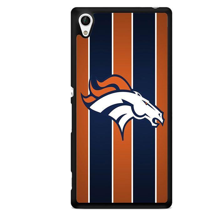 Denver Broncos TATUM-3160 Sony Phonecase Cover For Xperia Z1, Xperia Z2, Xperia Z3, Xperia Z4, Xperia Z5