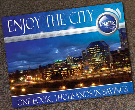 New Enjoy The City Coupon Book Deal Books Going Fast Truecouponing Book Deals Coupon Book Enjoyment