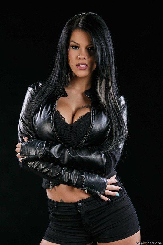 Black Widow Peta Jensen Blacked