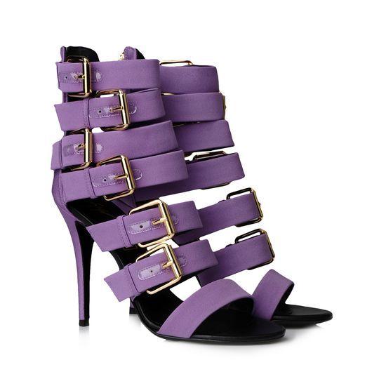 Sandali - Scarpe Giuseppe Zanotti Design Donna su Giuseppe Zanotti Design  Online Store - Collezione Autunno 6be80eacc3a