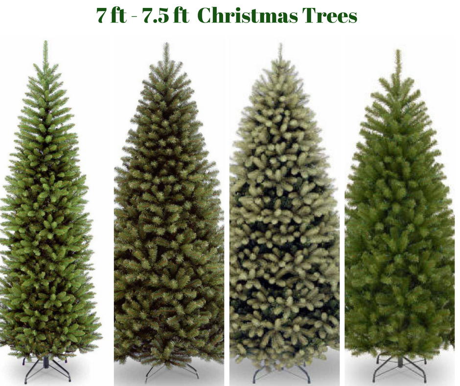 Jc Penney Christmas Trees: 7 Ft - 7.5 Ft Christmas Trees