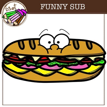 FUNNY SUB {free} by DSart Teachers Pay Teachers in 2020