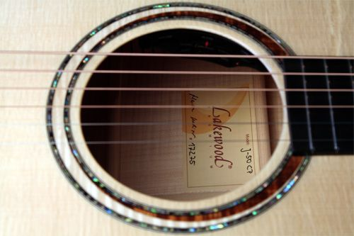 Pin By Jack London2 On Acoustic Guitars Universe Lakewood Guitar Acoustic Instrument Guitar