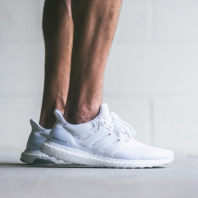 adidas ultra boost men white