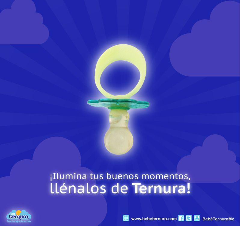 ¡Ilumina tus mejores momentos al lado de tu Bebé Ternura!