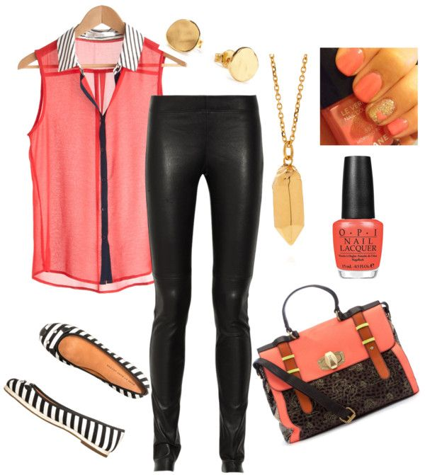 """""""These Colors and These Stripes= Loveee"""" by kenzie-jo on Polyvore"""