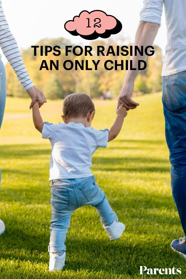 12 Tips for Raising an Only Child