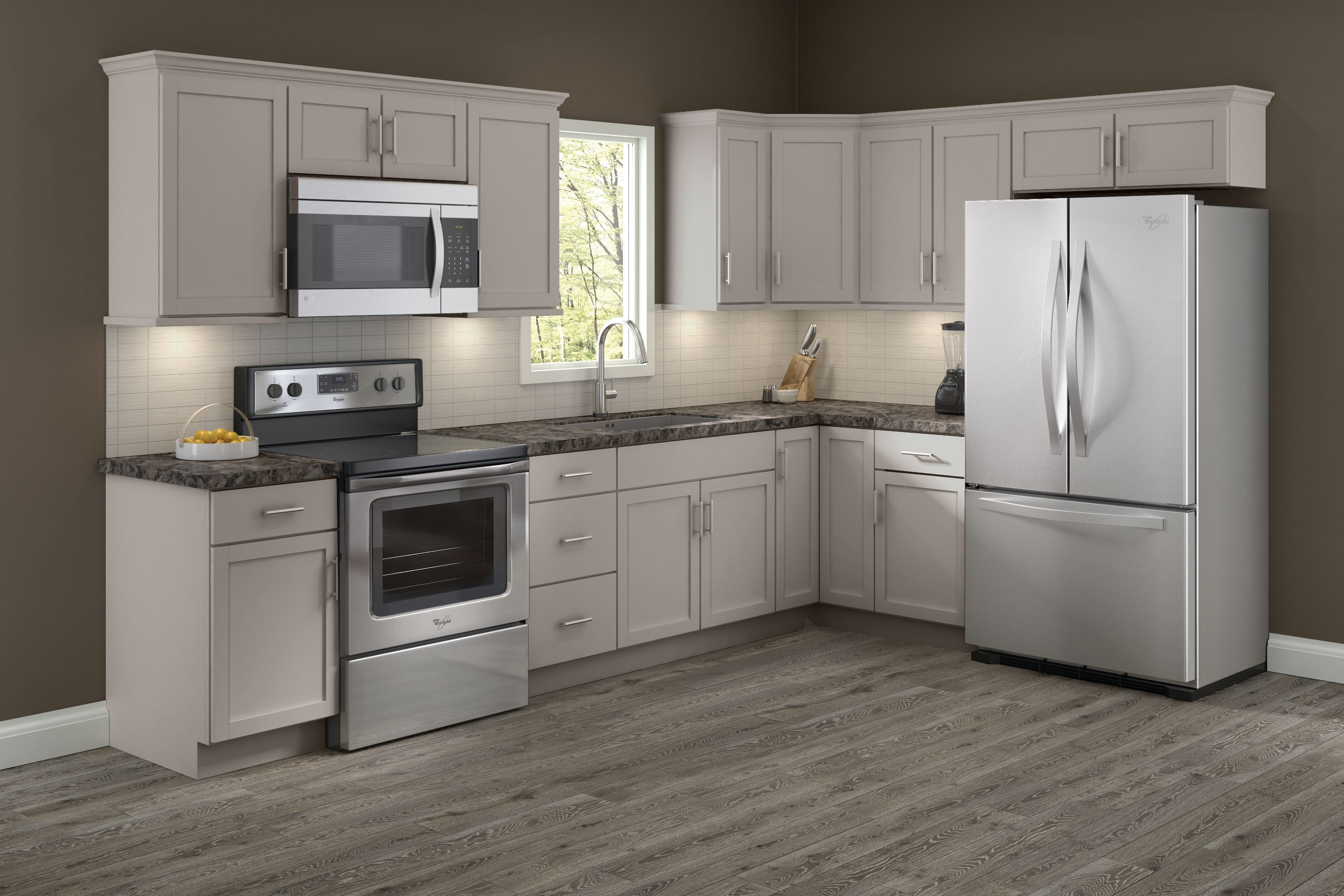 Cabinetry that just makes sense at an everyday value ...