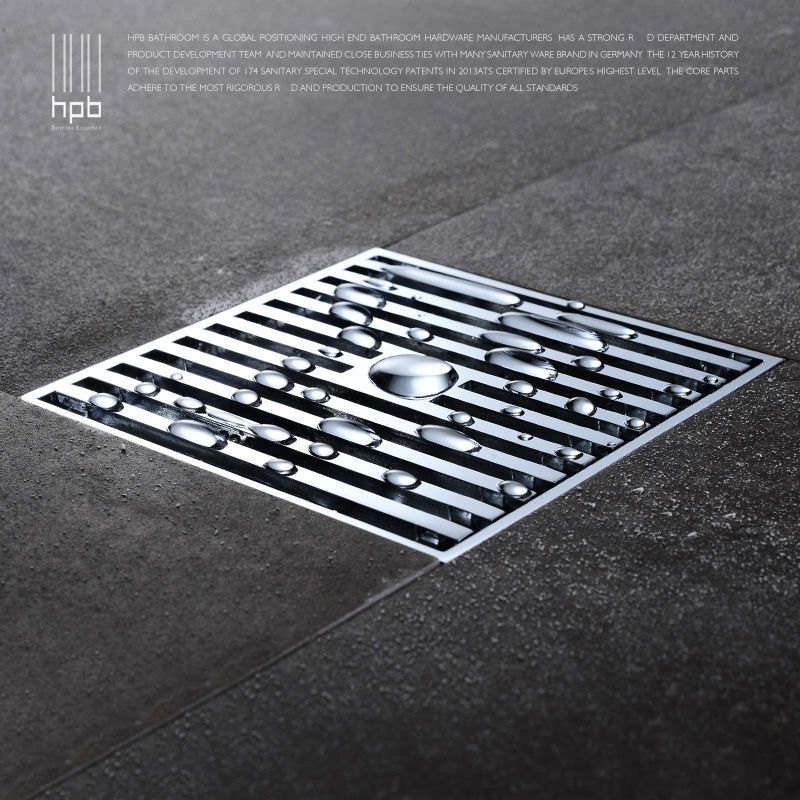 Hpb Brass Bathroom Sewer Filter Deodorization Water Outlet Shower Floor Drain Banheiro Salle De Bain Hp7905 In Dr Floor Drains Shower Floor Shower Drain Covers