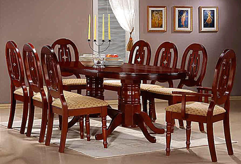 dining room sets 8 seats | design ideas 2017-2018 | Pinterest ...