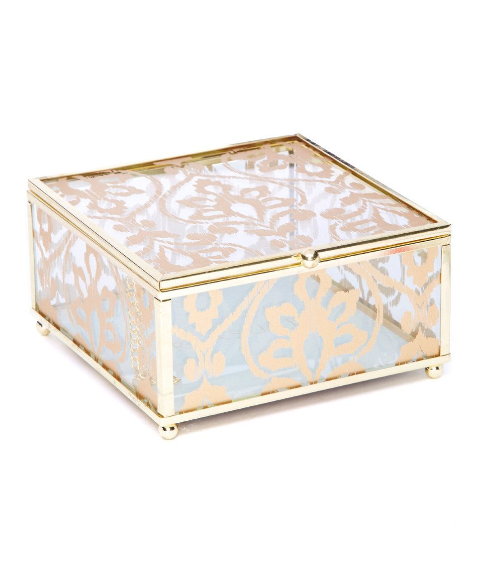 Look What I Found On Zulily Naturals Damask Jewelry Box By Tri