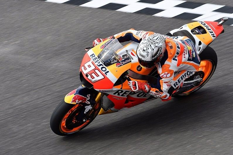 MotoGP Argentina Qualifying: Marc Marquez takes pole position followed by Karel Abraham, Cal Crutchlow - pm studio world wide sports news