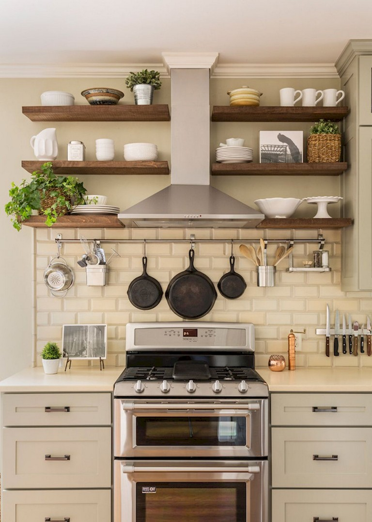 86 Awesome Small Kitchen Remodel Ideas In 2020 Kitchen Design Small Kitchen Remodel Small Rustic Kitchen