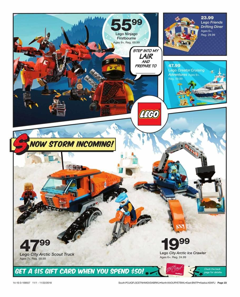 Fred Meyer Toy Books 2018 Ads And Deals