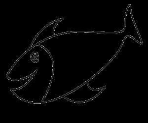 Ausmalbilder Fische Kostenlos Malvorlagen Windowcolor zum